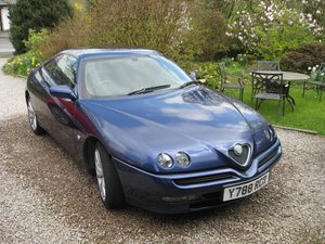 2001 Alfa Romeo GTV 2.0 twinspark For Sale