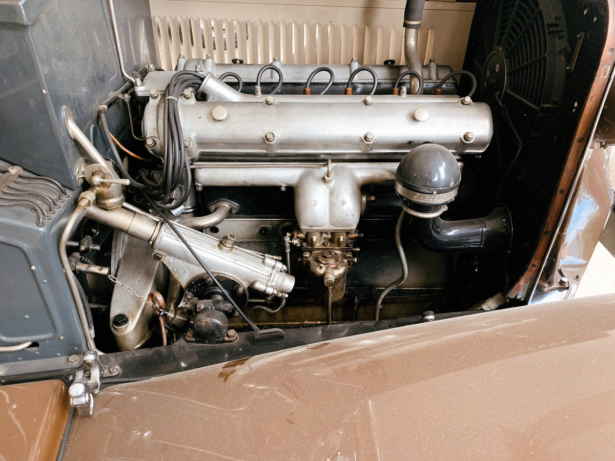 1930 Alfa Romeo 6C 1750 GT Drophead by Gangloff For Sale (picture 6 of 6)