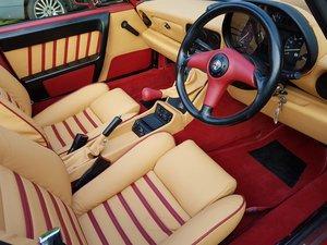 1992 Fantastic Alfa Spider S4 RHD For Sale