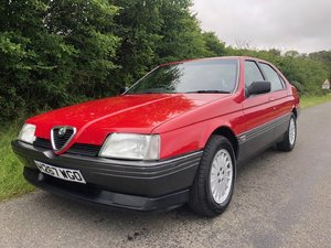 1990 Alfa romeo 164 2.0 16v twinspark manual only 81000 For Sale