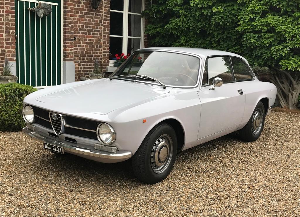 1971 Alfa Romeo junior 1300 For Sale (picture 2 of 6)