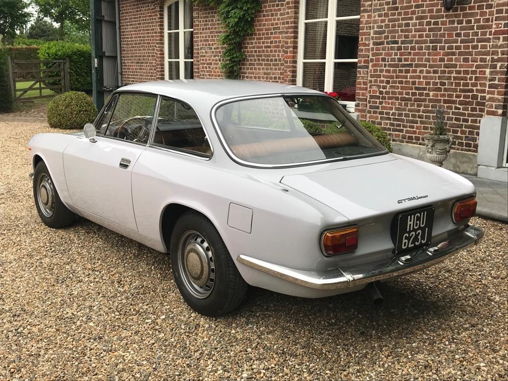 1971 Alfa Romeo junior 1300 For Sale (picture 3 of 6)