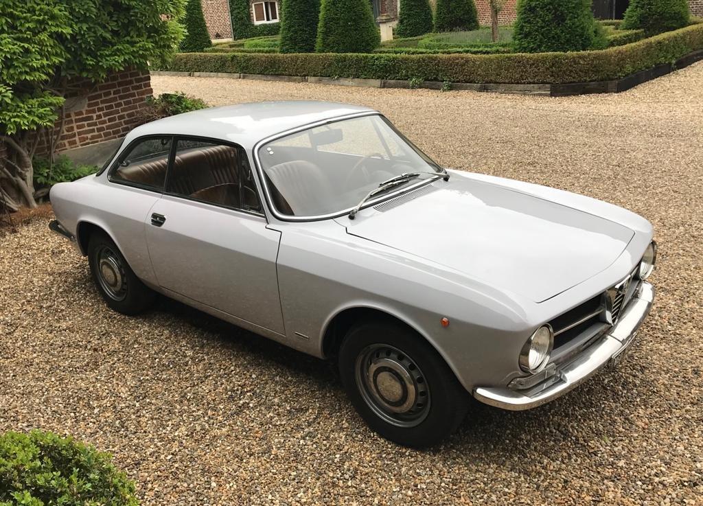 1971 Alfa Romeo junior 1300 For Sale (picture 4 of 6)