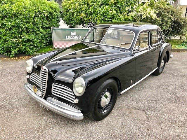 1950 Alfa Romeo - 6C 2500 Sport Berlina Pinin Farina RHD - Rare For Sale (picture 1 of 6)