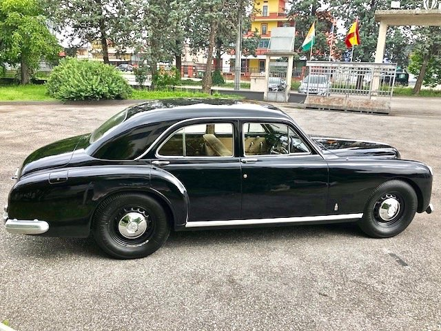 1950 Alfa Romeo - 6C 2500 Sport Berlina Pinin Farina RHD - Rare For Sale (picture 2 of 6)