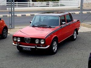 1973 ALFA ROMEO berlina 2000 For Sale