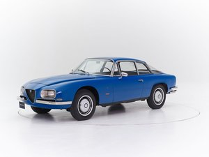 1968 ALFA ROMEO 2600 SZ ZAGATO for sale For Sale by Auction