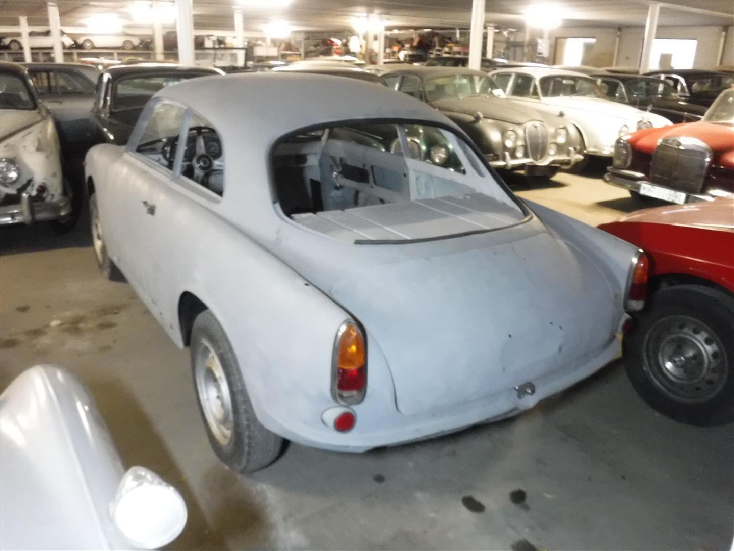 1964 Alfa Romeo 1300 Sprint '64 (to restore!) For Sale (picture 6 of 6)
