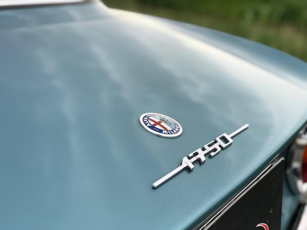 1971 Alfa Romeo GT 1750 For Sale (picture 4 of 6)