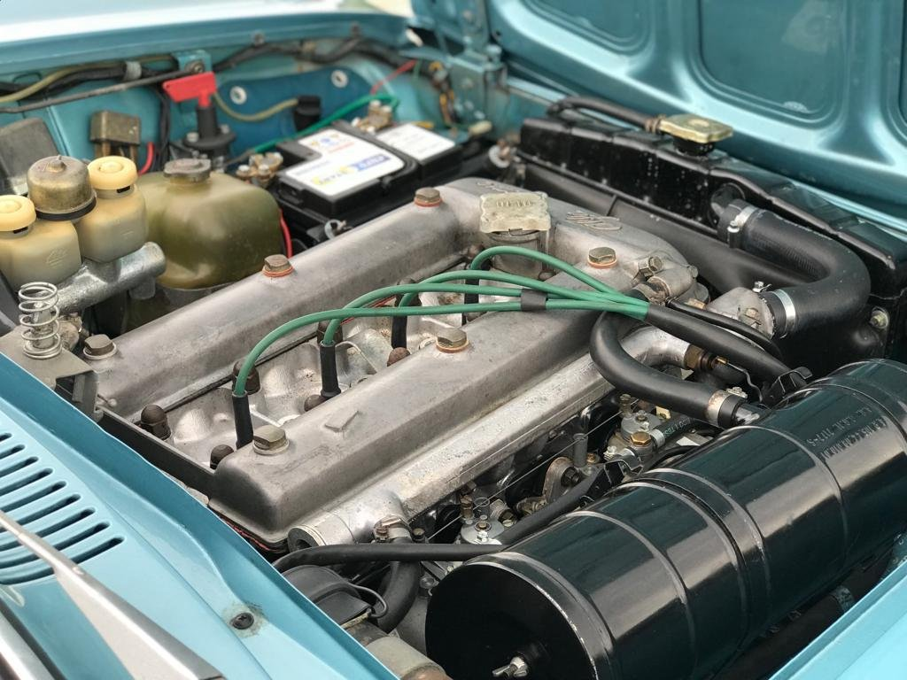 1971 Alfa Romeo GT 1750 For Sale (picture 5 of 6)