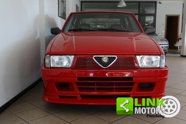 1987 Alfa Romeo 75 1.8i Turbo Evoluzione For Sale (picture 3 of 6)