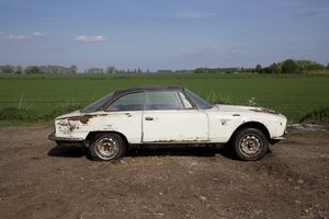 1963 Alfa Romeo 2600 Sprint Bertone project car For Sale