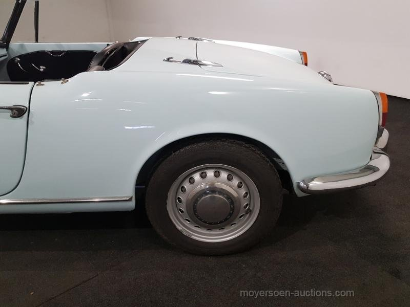 Alfa Romeo Guilietta Spider 1964 For Sale by Auction (picture 6 of 6)