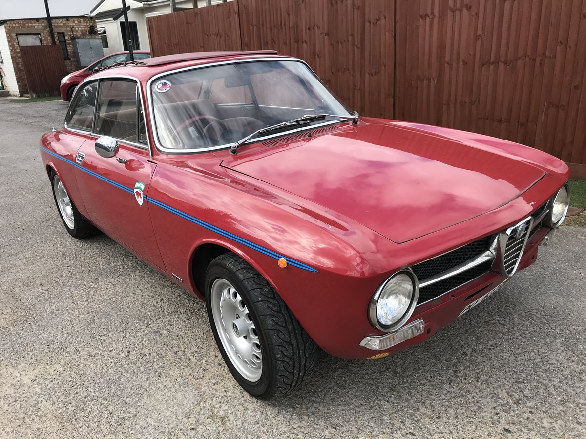 1971 ALFA ROMEO 1300 GT  WANTED Wanted (picture 1 of 1)