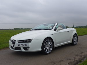 2008 Alfa Romeo Spider Full service history. Low miles For Sale