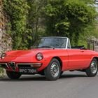1970 Alfa Romeo Spider 1300 Junior (Roundtail) For Sale (picture 1 of 6)