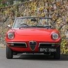 1970 Alfa Romeo Spider 1300 Junior (Roundtail) For Sale (picture 2 of 6)