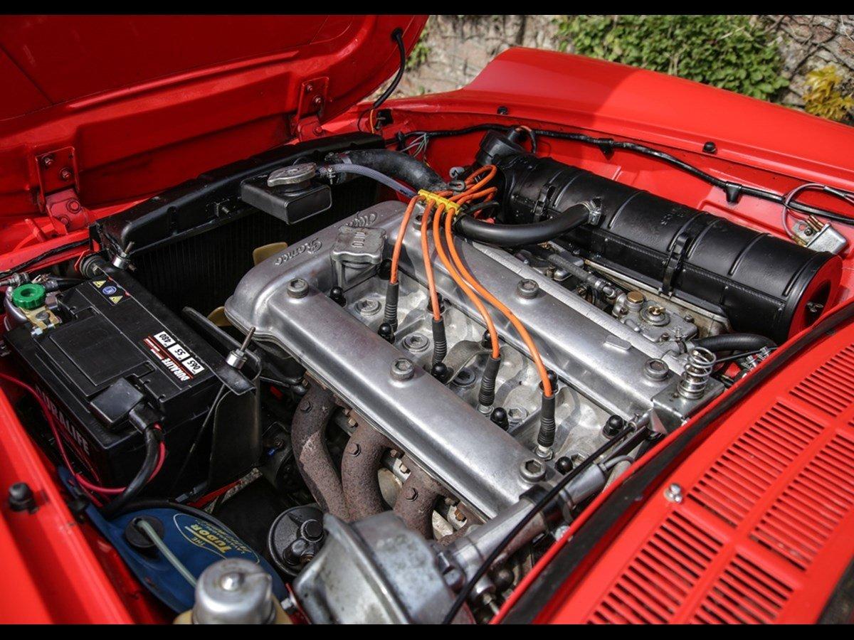1970 Alfa Romeo Spider 1300 Junior (Roundtail) For Sale (picture 5 of 6)
