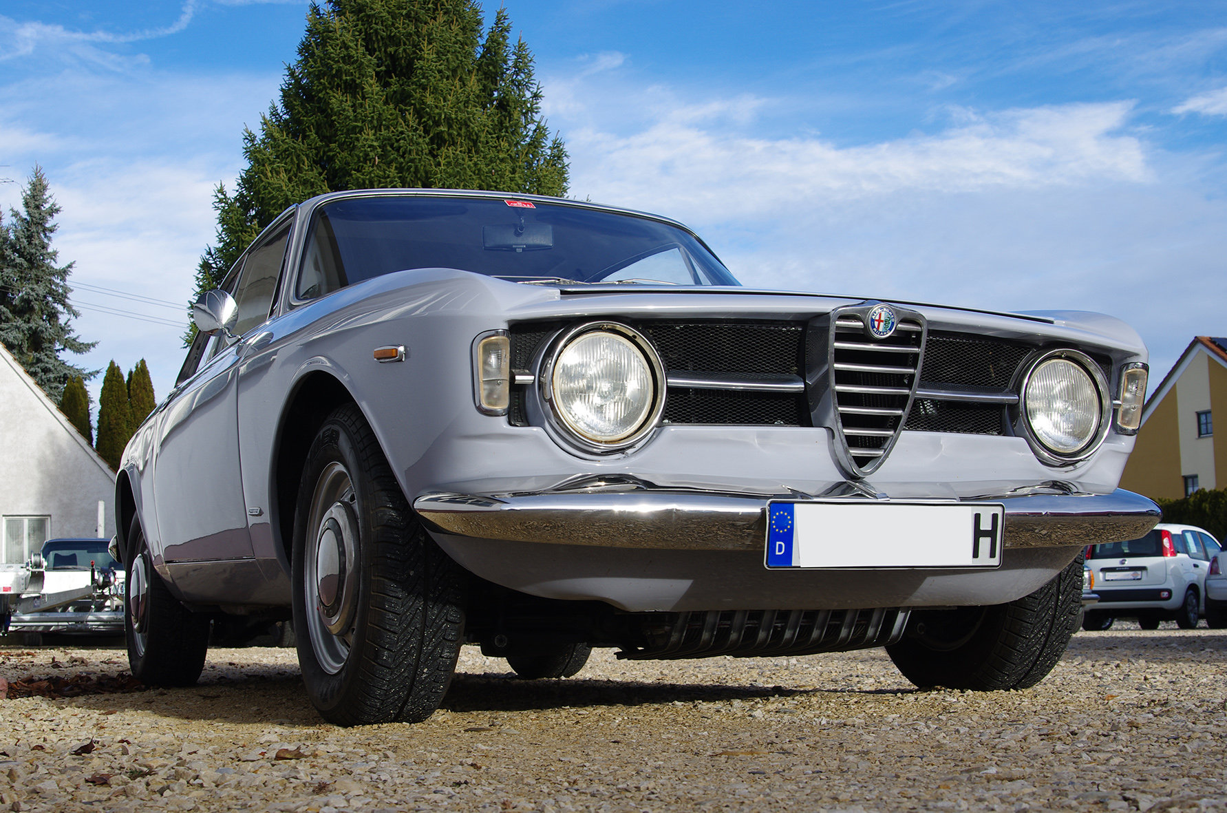 1967 Alfa Romeo Giulia GT 1300 Junior *restored* UK delivery poss SOLD (picture 2 of 6)