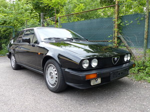 Picture of 1981 Beautiful Alfetta GTV6, black, beige leather, new German MOT SOLD