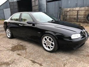 2001 Alfa 156 3.0 V6 For Sale