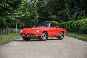 1967 Alfa Romeo 1750 Veloce Spidre For Sale