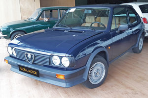 1981 Alfa Romeo Alfasud 1.5 TI