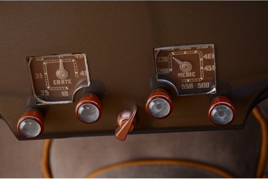 1948 Car radio aster for alfa romeo 6c For Sale (picture 3 of 6)