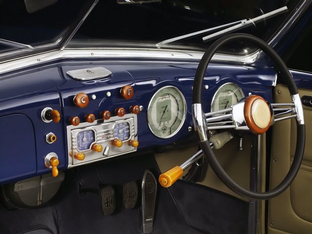 1948 Car radio aster for alfa romeo 6c For Sale (picture 4 of 6)