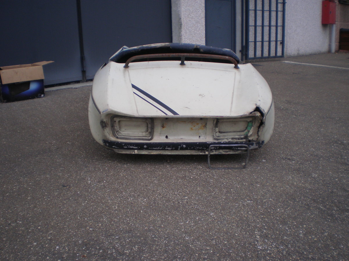 Giulia sprint GT scalino SOLD (picture 3 of 5)