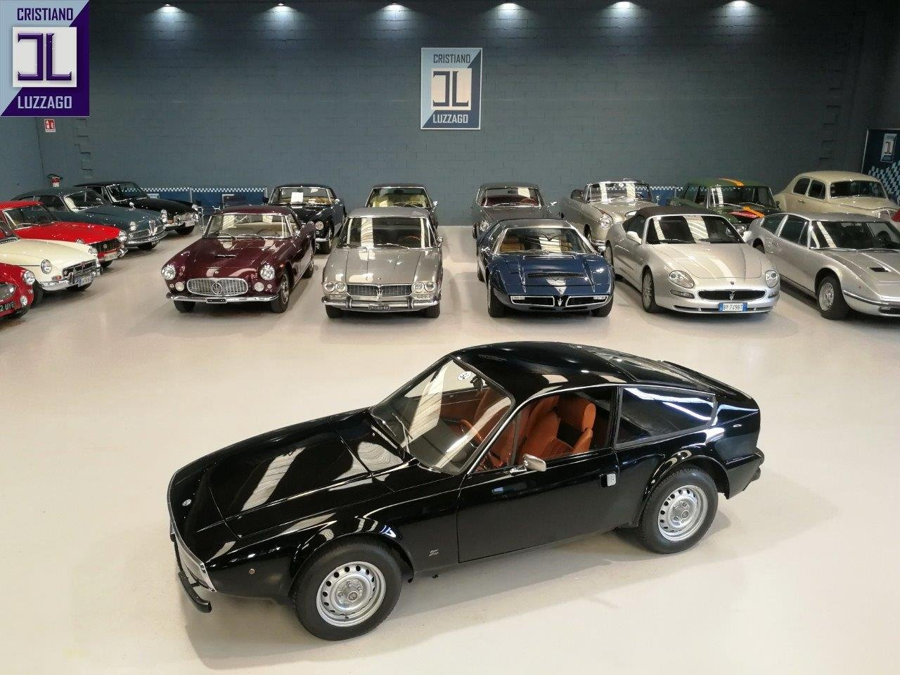 1971 ALFA ROMEO GT JUNIOR ZAGATO 1300 For Sale (picture 1 of 6)