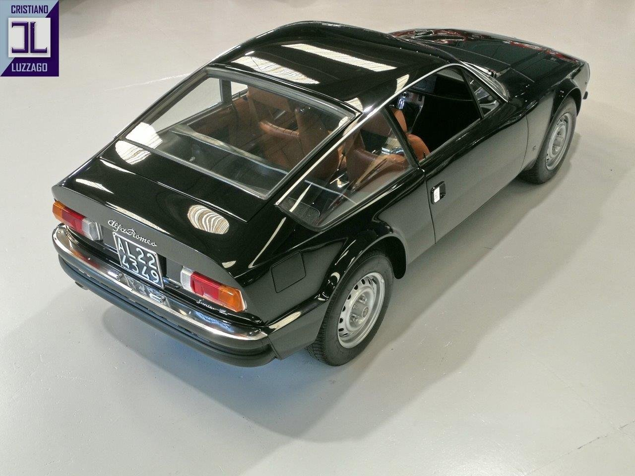 1971 ALFA ROMEO GT JUNIOR ZAGATO 1300 For Sale (picture 2 of 6)