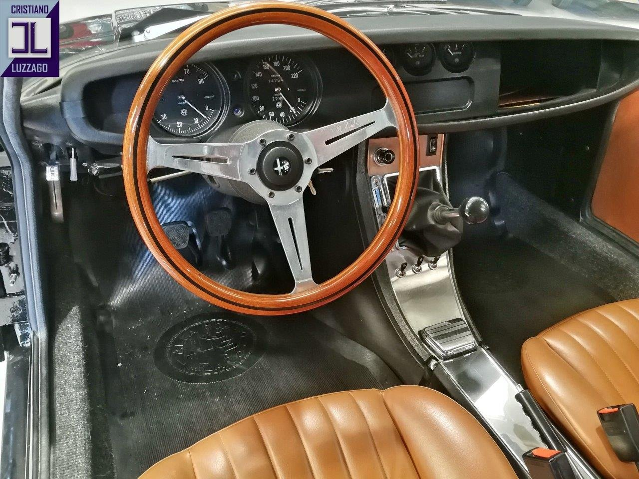 1971 ALFA ROMEO GT JUNIOR ZAGATO 1300 For Sale (picture 5 of 6)