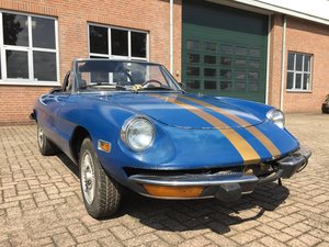 1974 Alfa Romeo Spider 2000 for restoration For Sale