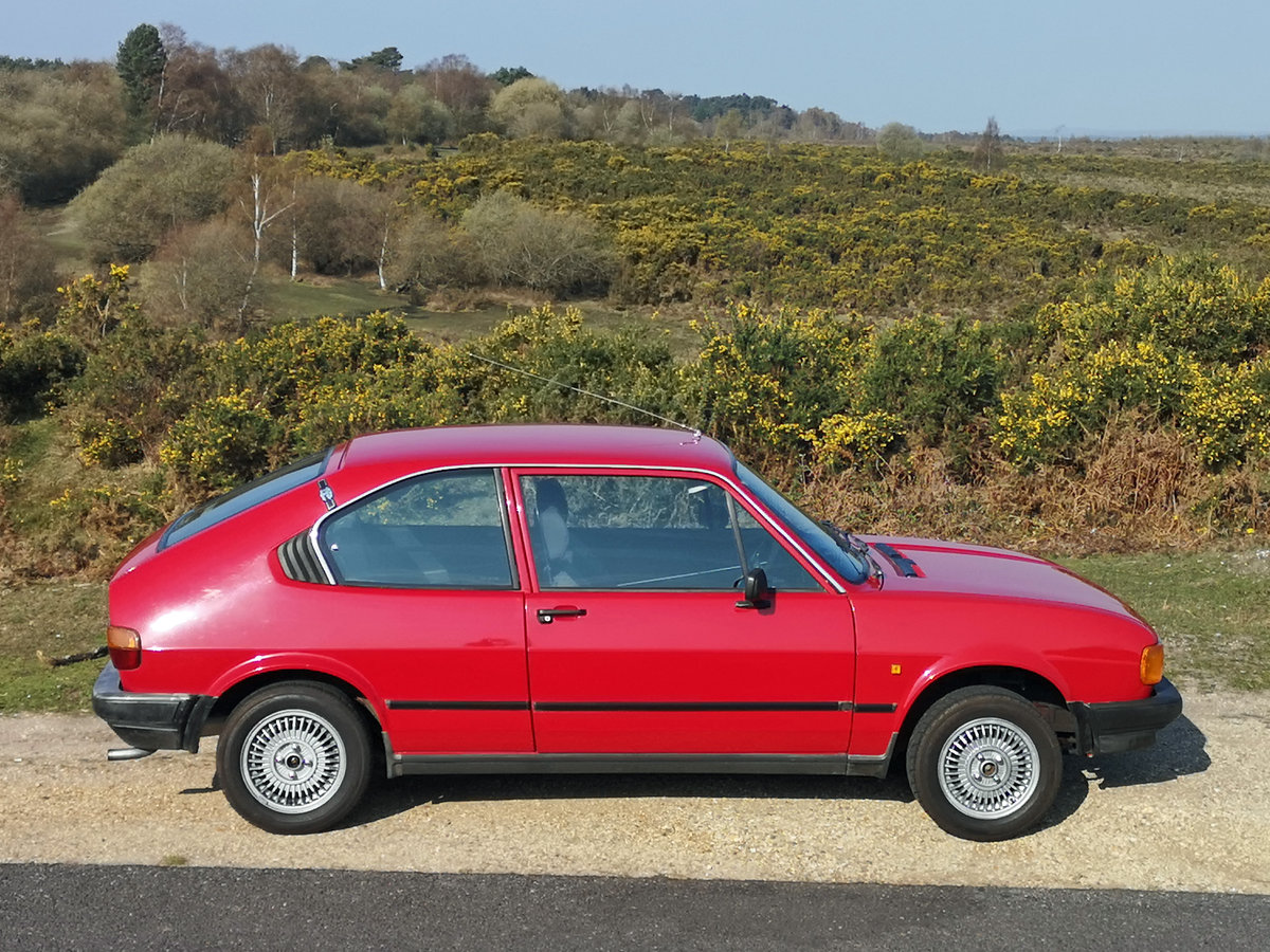 Alfa Romeo Alfasud 1.3 - 1981 SOLD (picture 3 of 6)