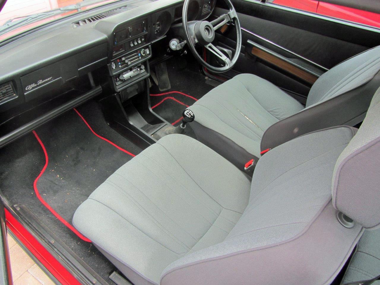 Alfa Romeo Alfasud 1.3 - 1981 SOLD (picture 4 of 6)