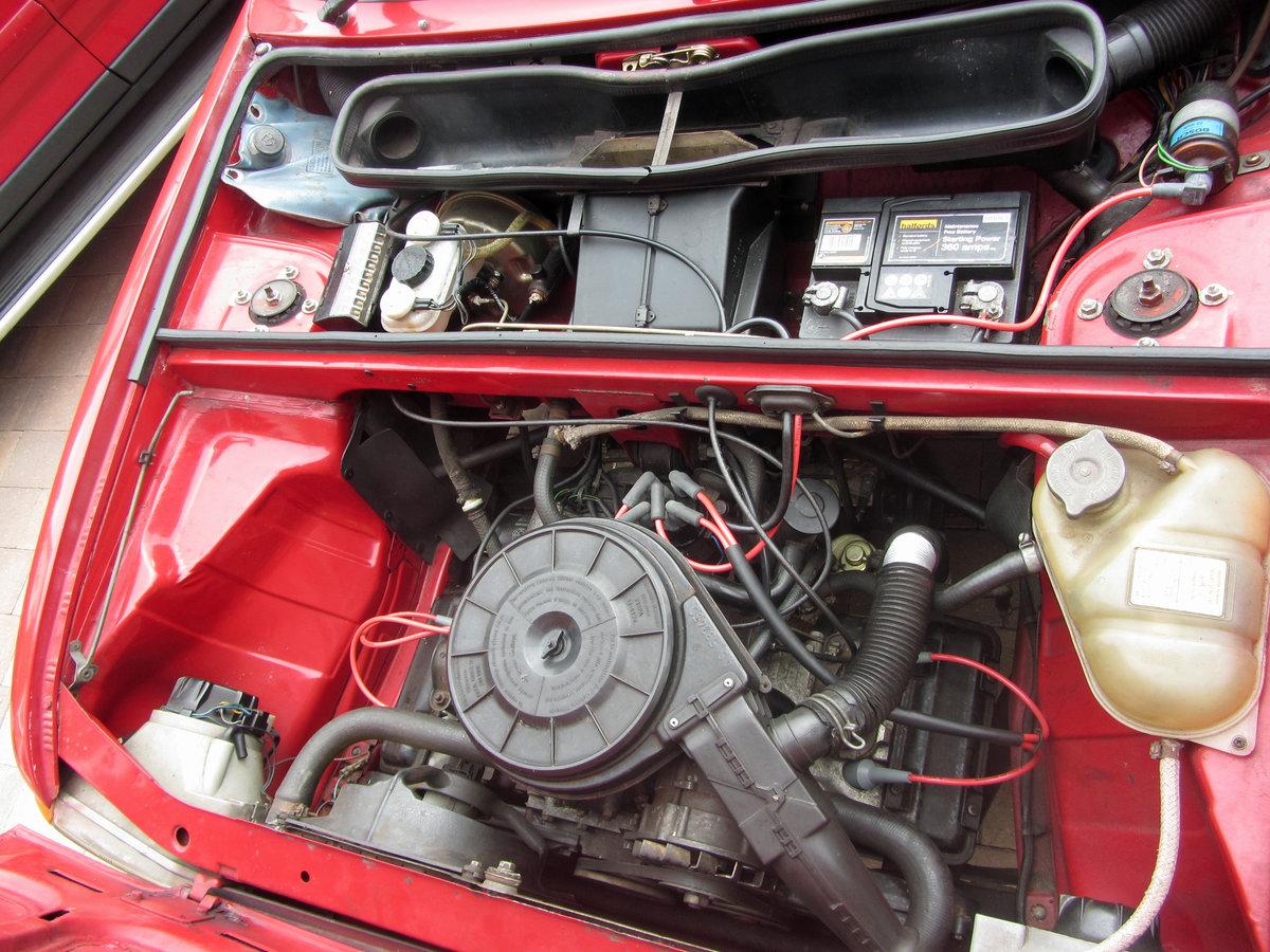 Alfa Romeo Alfasud 1.3 - 1981 SOLD (picture 5 of 6)