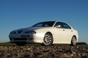 2000 Alfa Romeo 166 3.0 Super