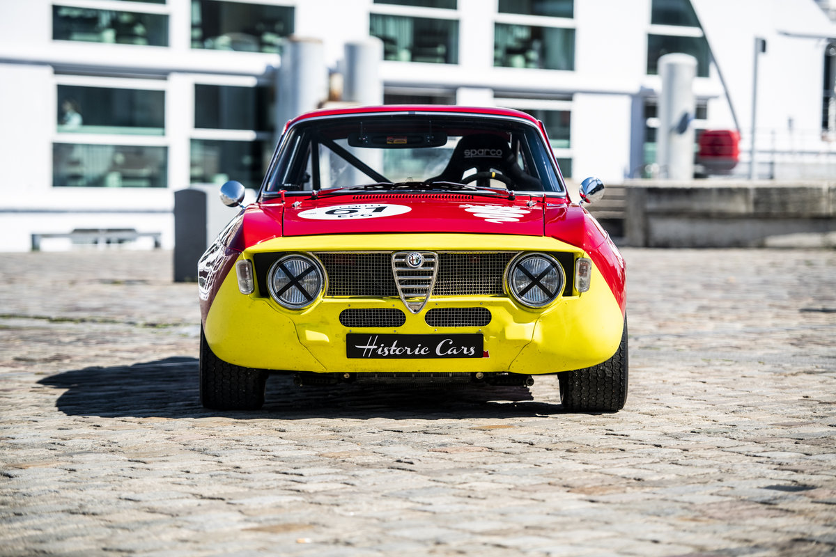 1970 RACE READY ALFA ROMEO GTA 1300 JUNIOR For Sale (picture 1 of 6)