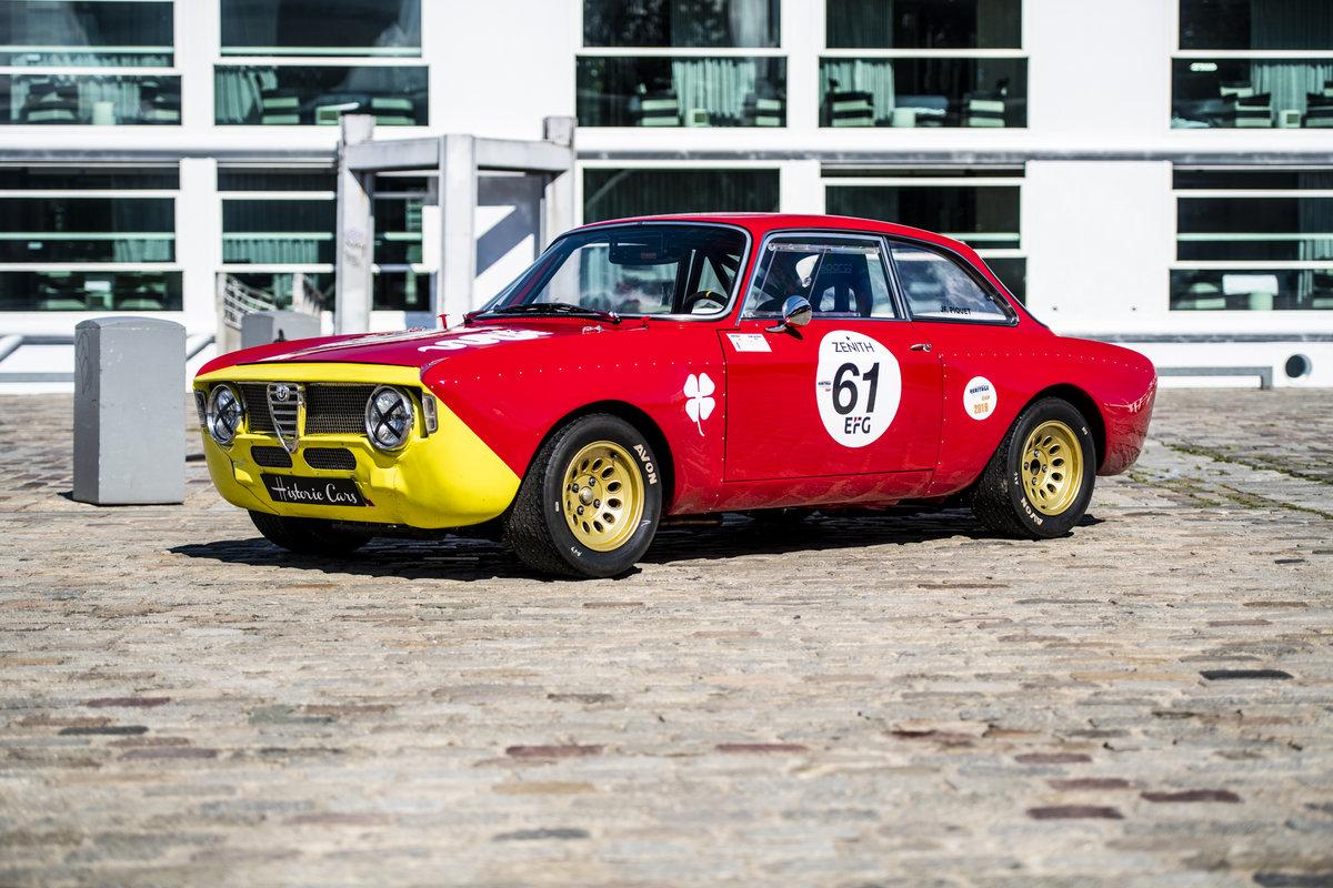 1970 RACE READY ALFA ROMEO GTA 1300 JUNIOR For Sale (picture 2 of 6)