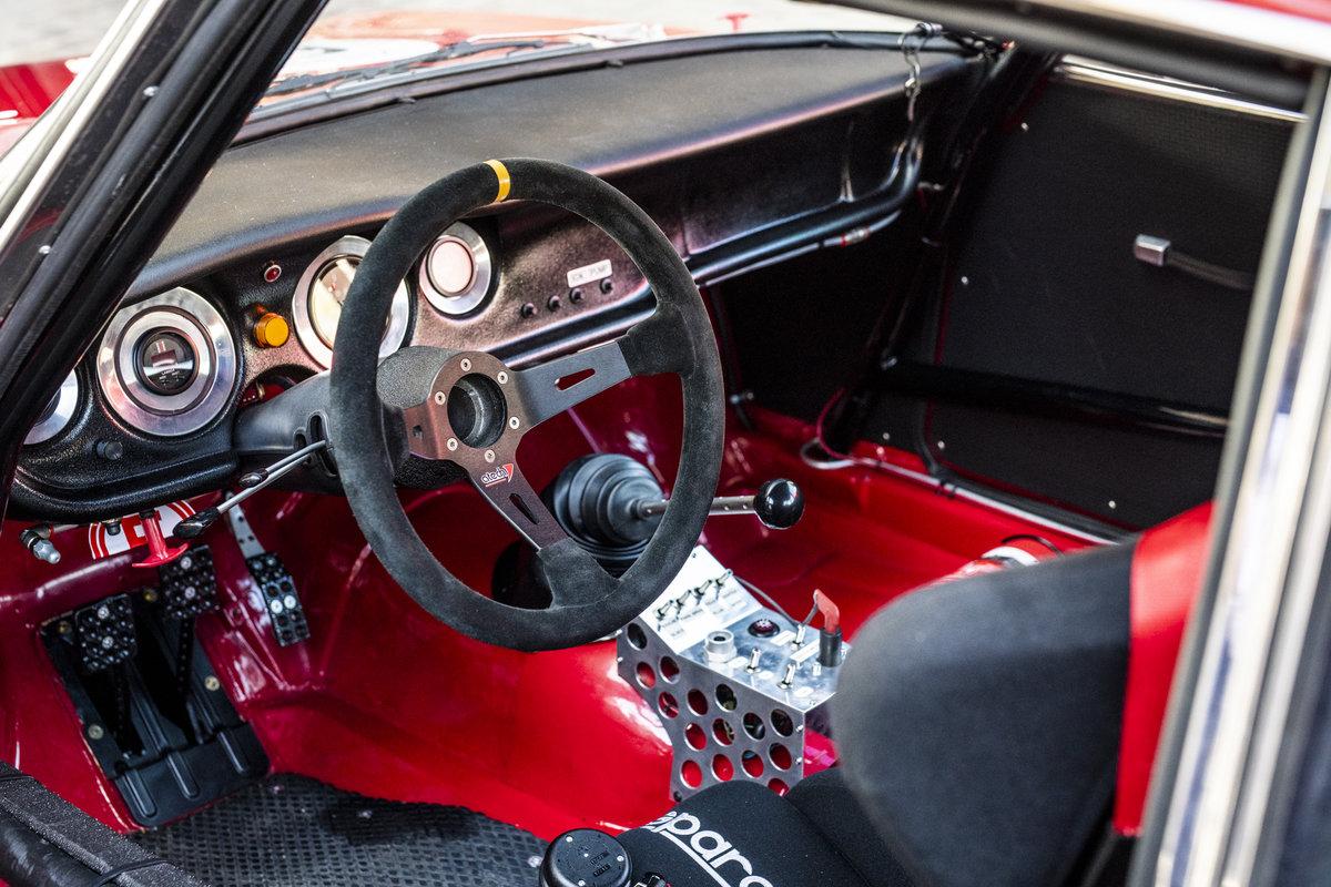 1970 RACE READY ALFA ROMEO GTA 1300 JUNIOR For Sale (picture 5 of 6)