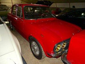 1977 ALFA ROMEO Giulia Nuova Super 1600 Lusso