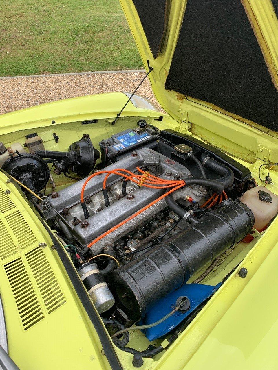 1972 Alfa Romeo 2000 spider SOLD (picture 6 of 6)