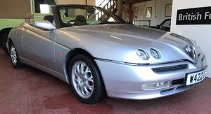 2000 Immaculate Alfa Spider T-Spark For Sale