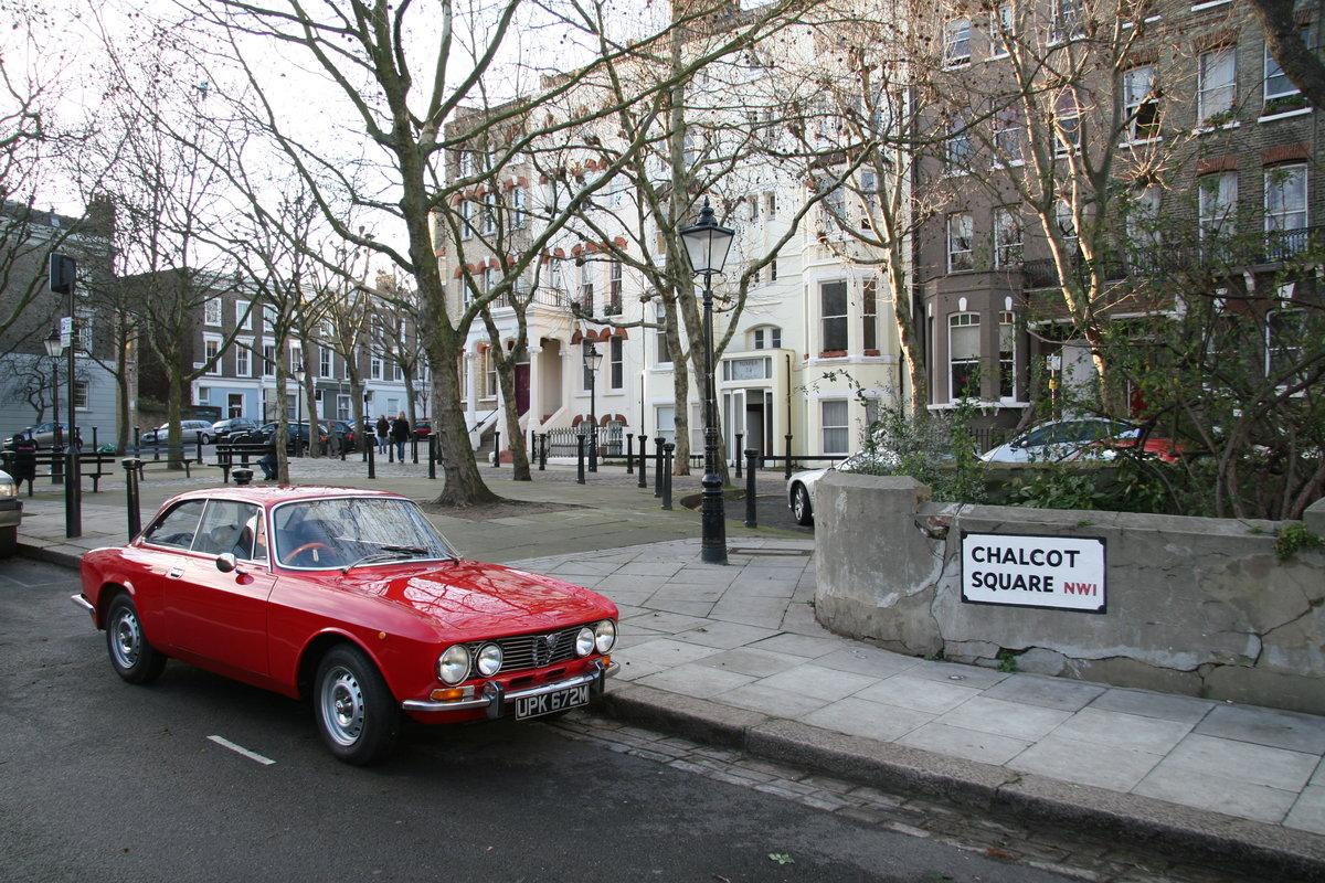 Alfa GTV 2000 SE (1974) SOLD (picture 1 of 2)