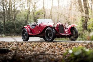 1931 Alfa Romeo 8C 2300 Zagato Spider SOLD