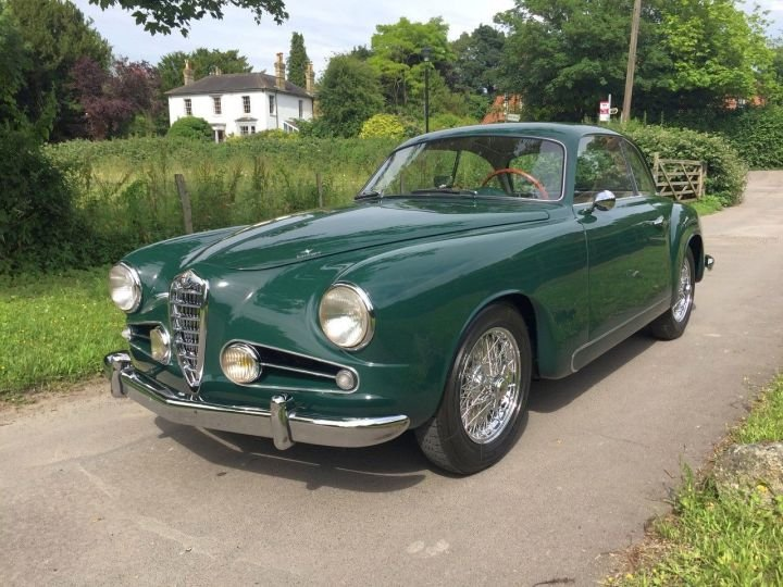 Alfa Romeo 1900 CSS Touring 5-window Coupé - 1954 For Sale (picture 1 of 6)