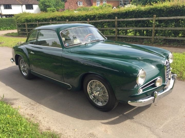 Alfa Romeo 1900 CSS Touring 5-window Coupé - 1954 For Sale (picture 5 of 6)