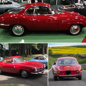 1961 Alfa Romeo Sprint Speciale For Sale