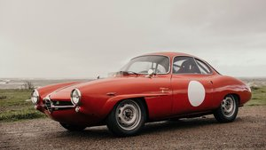 1961 Alfa Romeo Giulietta Sprint Speciale For Sale
